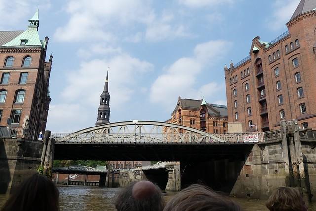 Hamburg, Hafenrundfahrt
