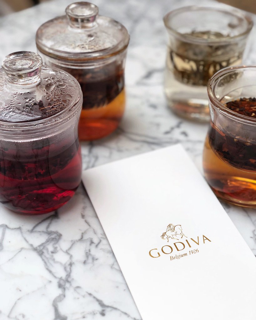 Godiva Tea Time