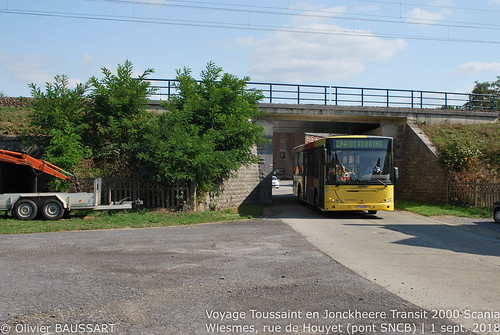 Autobus Toussaint 564118 - Ligne 423
