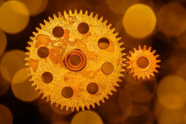 Golden Meccano