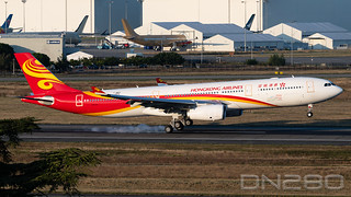 Hong Kong Airlines A330-343 msn 1874