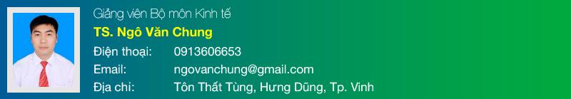 Ngô Văn Chung