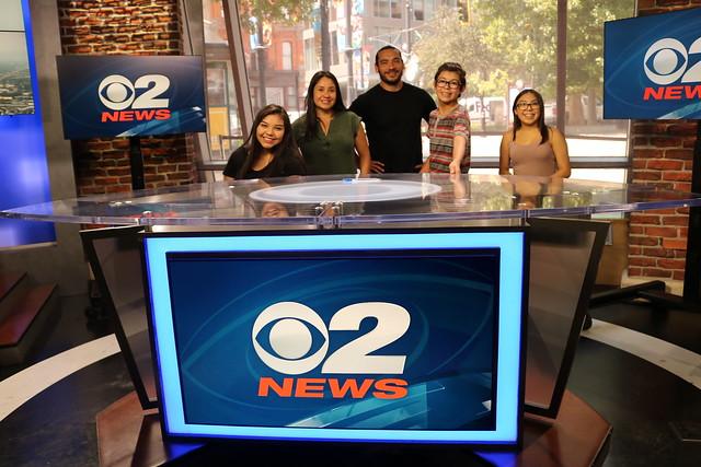 2018 NYMW @ KUTV 2 News Channel in Salt Lake City!