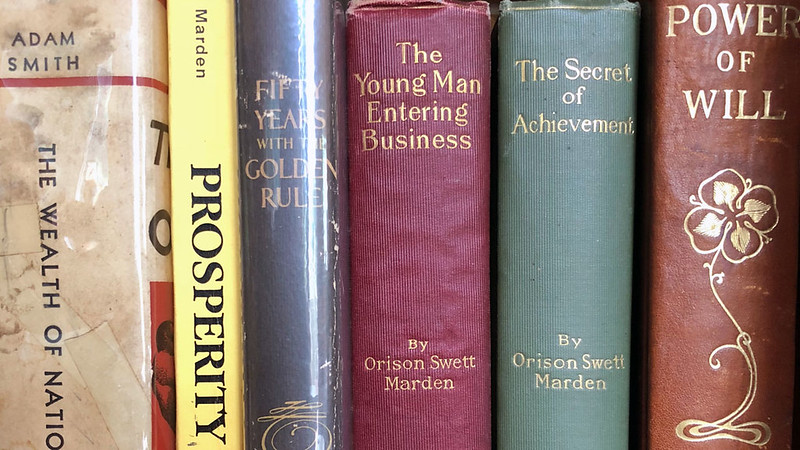 Old Money Books