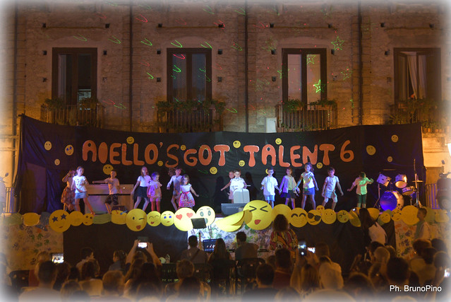 Aiello's Got Talent