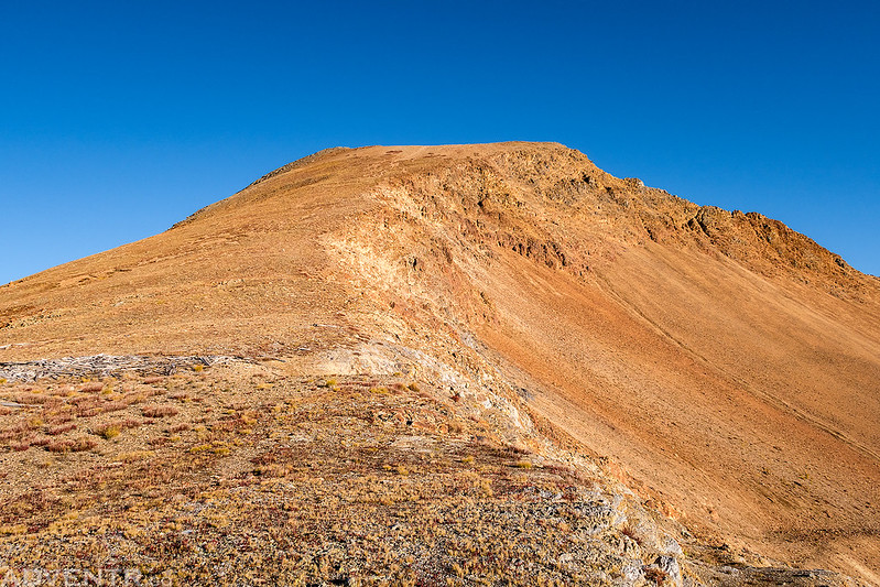 Wood Mountain Ridge