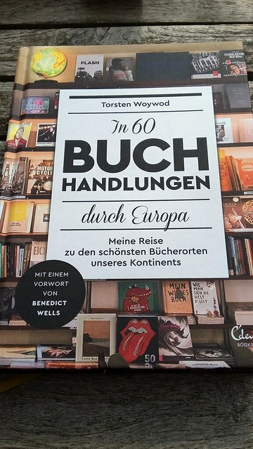 Bookstores in Europe