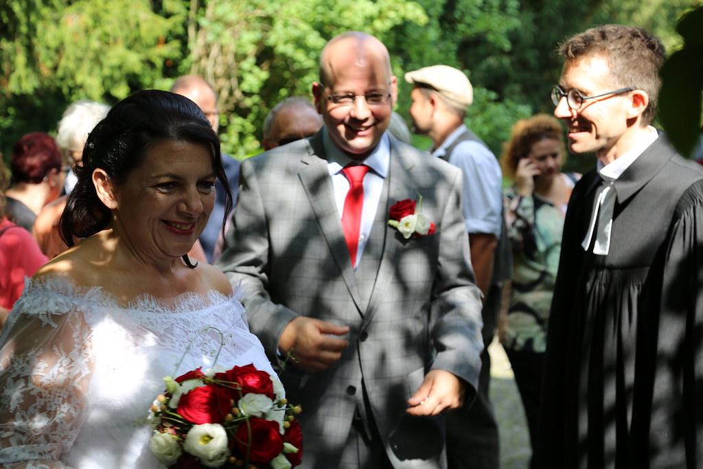 Hochzeit Moni und Chrigel am 15. September