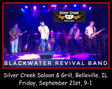 Blackwater Revival Band 9-21-18