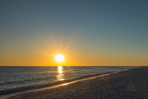 beach santa rosa island okaloosa county florida fortwaltonbeach wyndham usa unitedstatesofamerica south southern southeast ocean gulfofmexico sunset