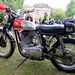 B.S.A Gold Star at the 2018 Teesside Classic Bike Show