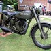 Matchless at the 2018 teesside Classic Bike Show