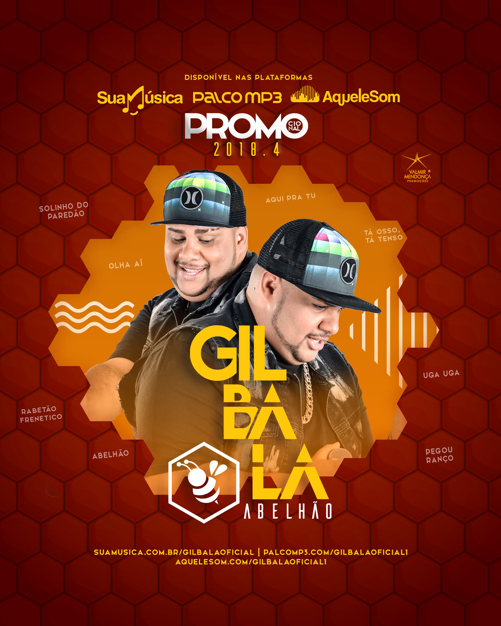 Gil Bala - CD Set 2018 (Já disponível)
