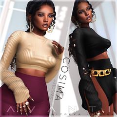 Avanti @ Tres Chic: Cosima Sweater
