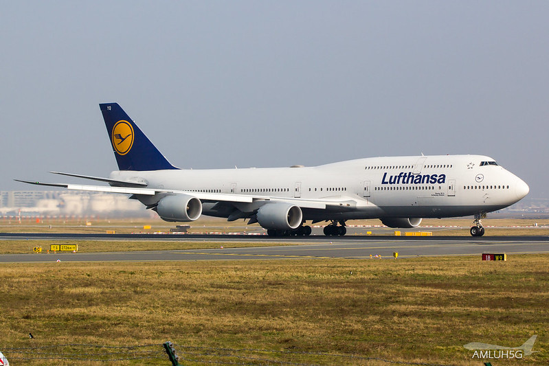 Lufthansa - B748 - D-ABYD (1)