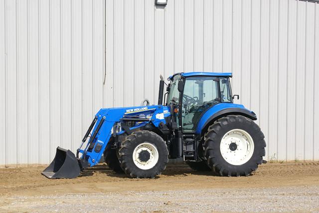 Enlow Tractor Auction | HOWSE BRUSH HOG MOWERS