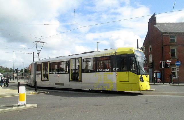 Rochdale Tram