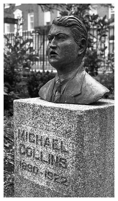 Bust of Michael Collins