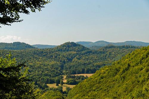 View towards the Wittschlœssel