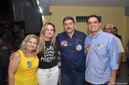 Encontro Político na casa do prefeito