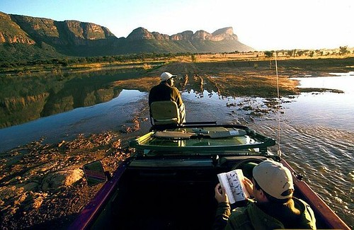 3 Night Waterberg Honeymoon Safari Package