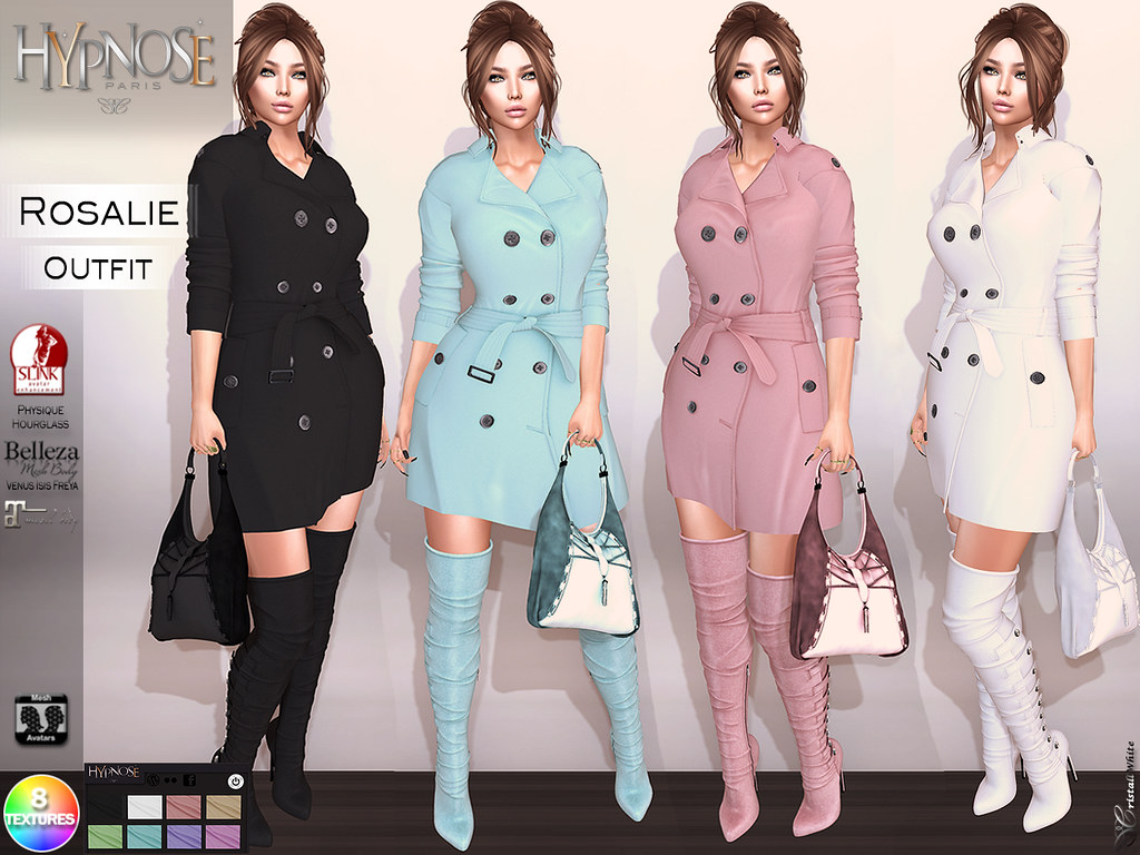 HYPNOSE – ROSALIE OUTFIT