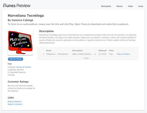 Donde subir un podcast. Apple Podcast