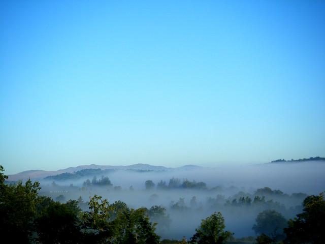 la mer de brume, Fujifilm FinePix Z10fd