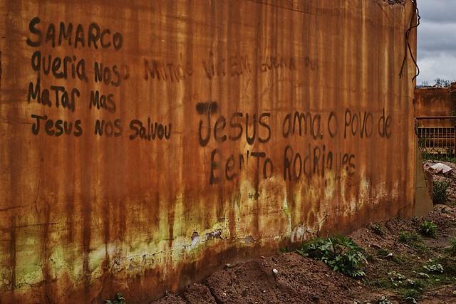 Rompimento de barragem da Samarco completa 3 anos no próximo dia 5 de novembro - Créditos: Fotos: José Eduardo Bernardes/Brasil de Fato
