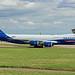 Silk Way Boeing 747 VQ-BBH