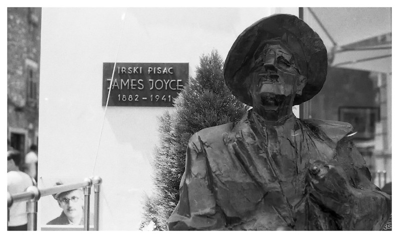 pula James Joyce