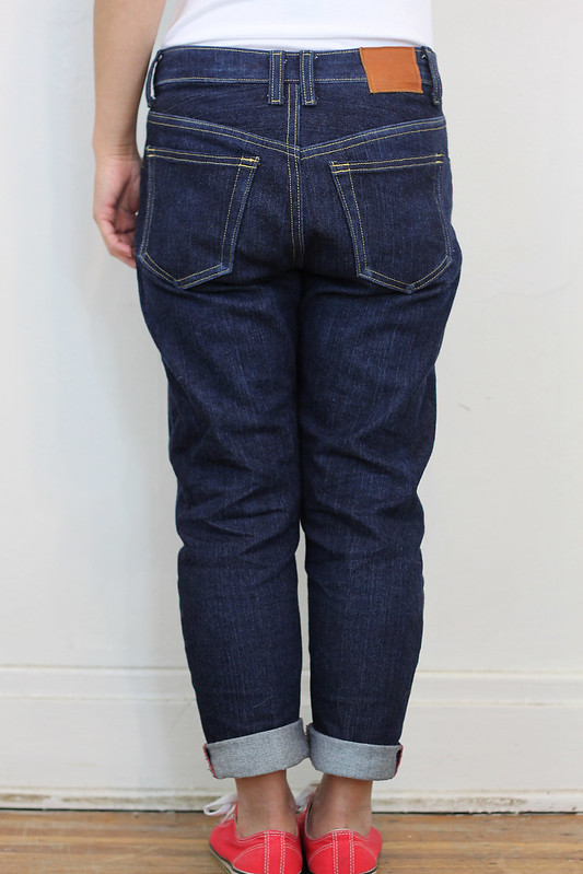 Closet Case Patterns Morgan Jeans