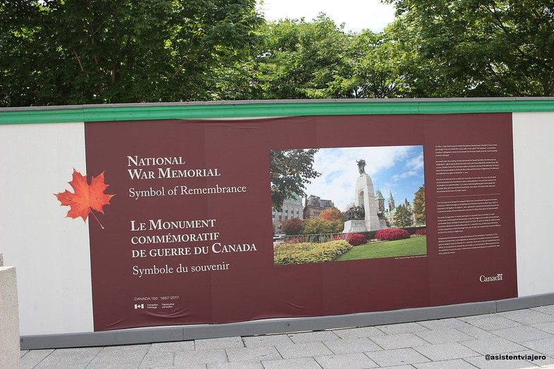 Ottawa National War Memorial 1