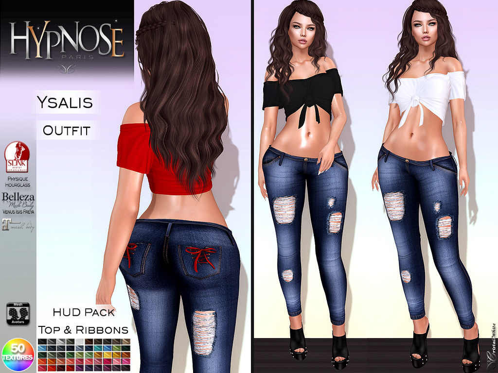HYPNOSE – YSALIS OUTFIT