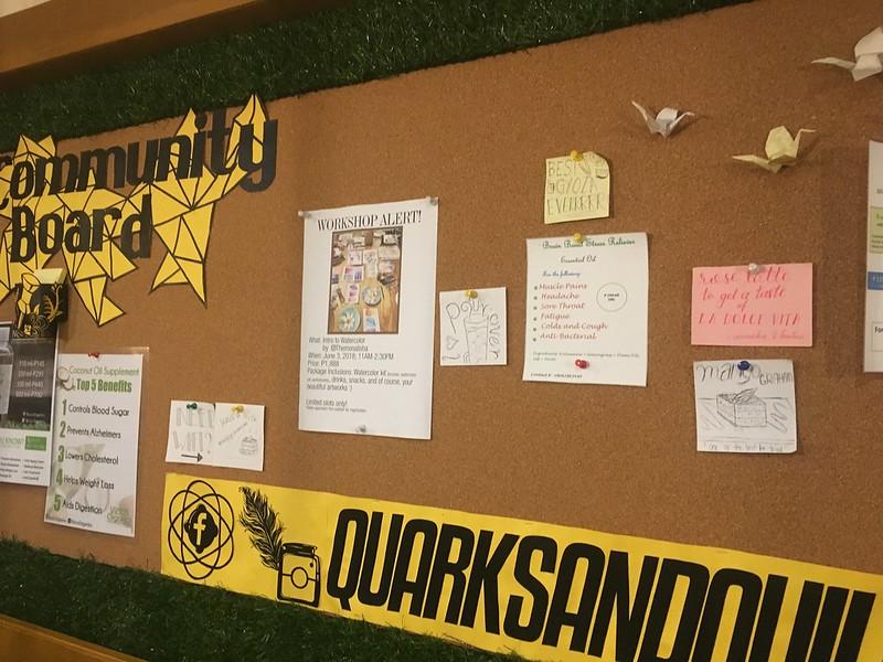 Quark and Quills, Banawe