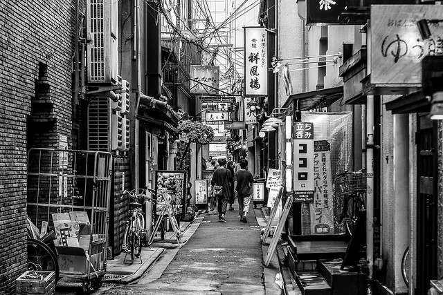 In the streets of, Fujifilm X-T1, XF35mmF2 R WR
