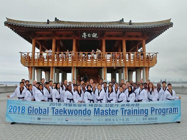 ODA Kukkiwon Global Master Program