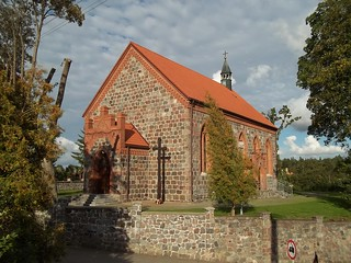 Sulęczyno - Kościół - Kaszuby - Polska - Poland