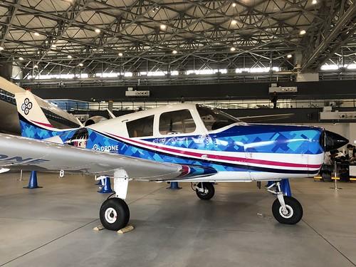 パイパー PA-28 チェロキー JA3649 IMG_0824