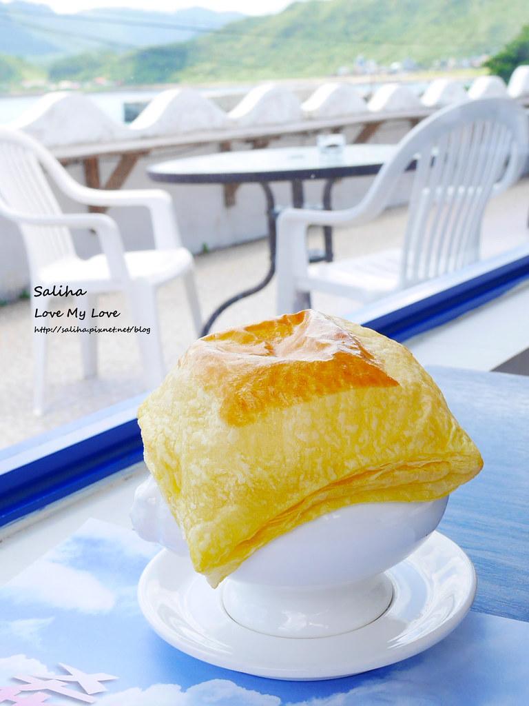基隆海景景觀咖啡館下午茶希臘天空排餐 (6)