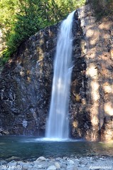 First trail for kids - Franklin Falls