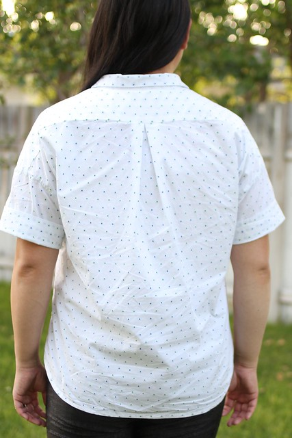 french navy patterns the morningside shirt by replicate then deviate