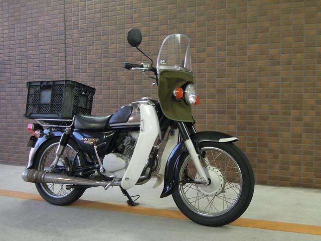 CD125T 旭風防 ショート版
