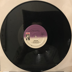 THE BAR-KAYS:HOLY GHOST(RECORD SIDE-B)