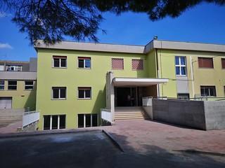 La scuola Rodari ristrutturata