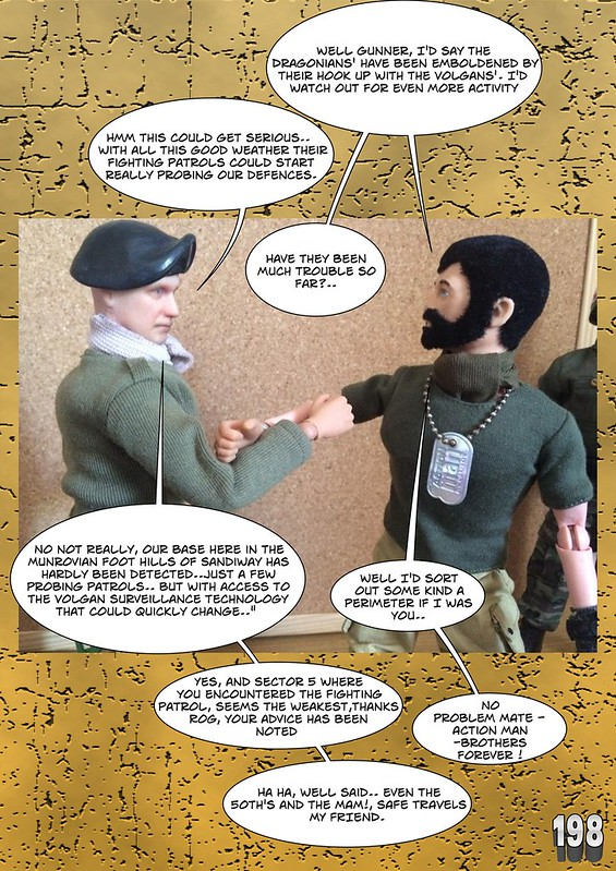 BAM2272 Presents - An Old Face Returns! Chapter Thirteen - The Munrovians Prepare their defences - Part One  42560388890_45ec918757_c