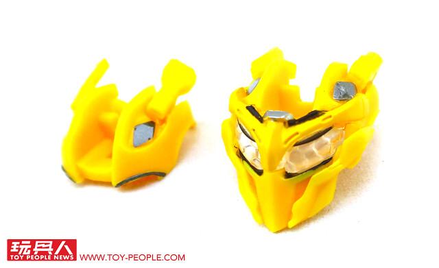 超越所見的究極金龜車、MPM現身!孩之寶「變形金剛傑作電影系列MPM-7大黃蜂」開箱報告