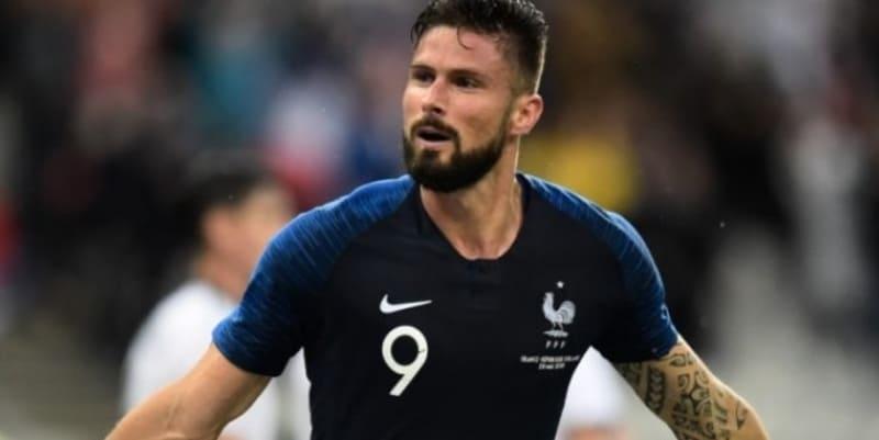 Deschamps: Giroud membutuhkan gol