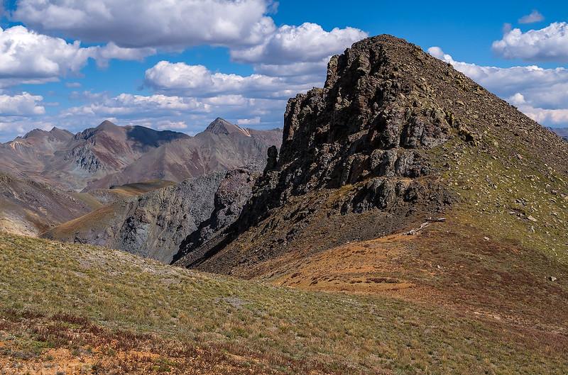 Point on the Ridge