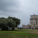 Изображение Башня Белем вблизи Algés. portugal lisbonne lisboa tourdebelém torredebelém
